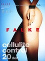 Transparente Anti-Cellulite-Strumpfhose Cellulite Control 20 von Falke, powder, Gr. 48-50