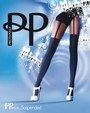 Strumpfhose in angesagter Strapsoptik PPretty ... Suspended von Pretty Polly